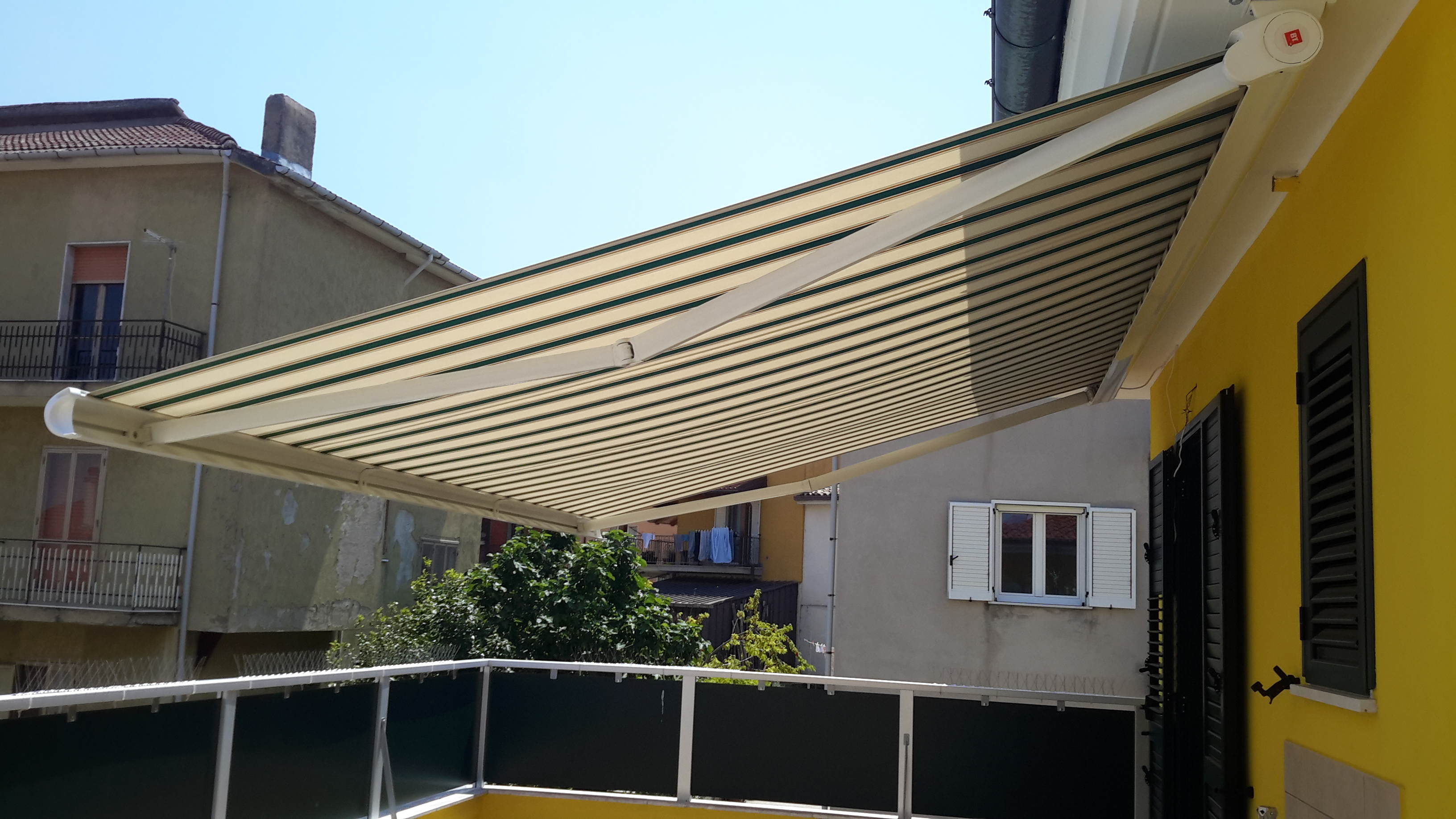 Tende Da Sole Frattamaggiore tende da esterno - manocalzati - avellino - le più belle tende